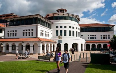 Study at Massey University
